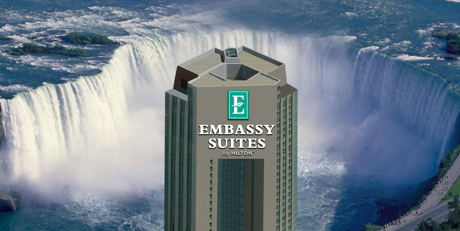 Embassy Suites By Hilton Niagara Falls Fallsview Hotel Canada