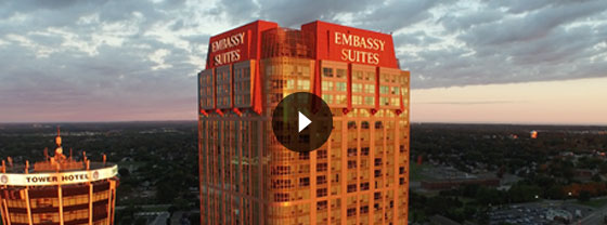Embassy Suites by Hilton Niagara Falls – Fallsview Video